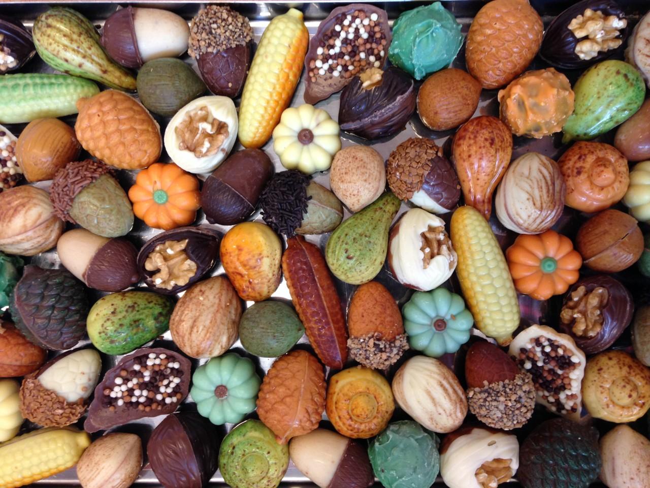 Herfst Chocolade bij deChocoladewebshop.nl